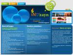 indzayn website