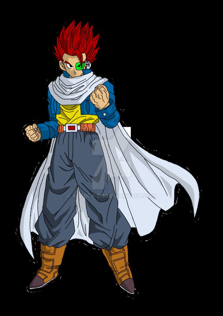 Build Super Saiyan Xenoverse