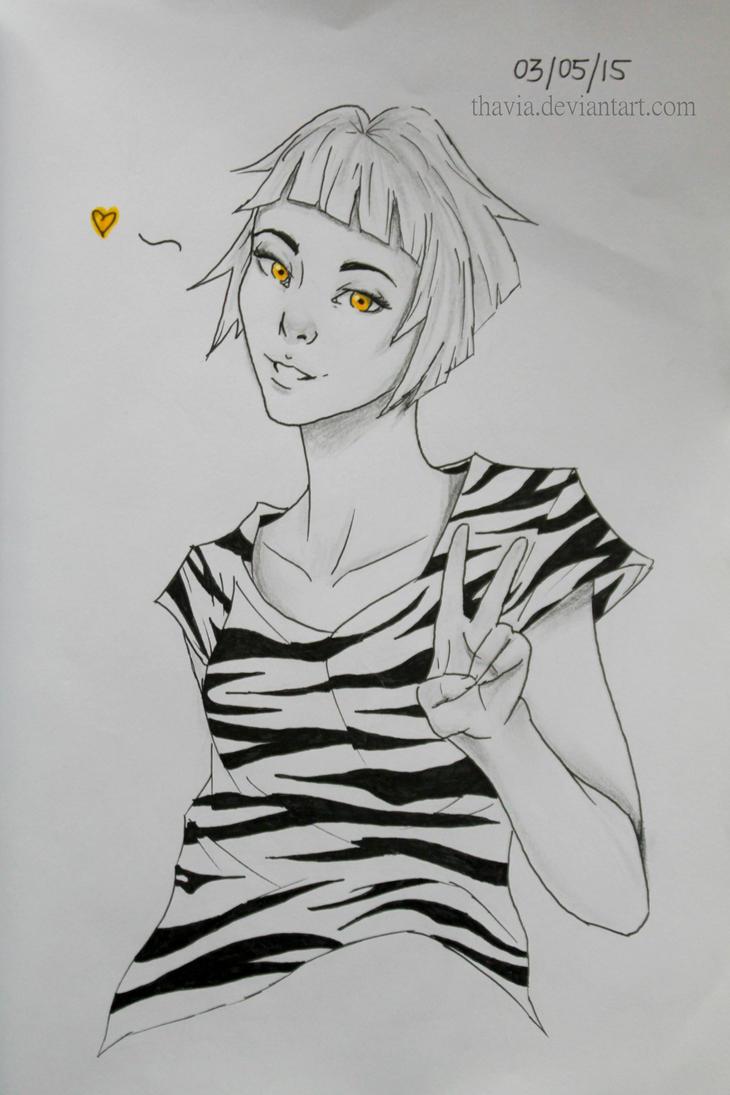 Zebra Style! by Thavia