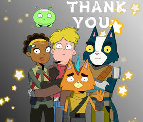 Thank You Final Space