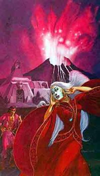 The Masked Goddess