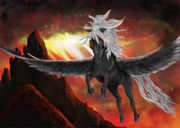 Pegasus by blood083