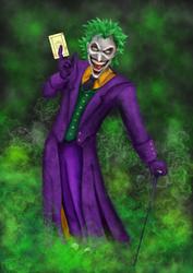 Joker by blood083