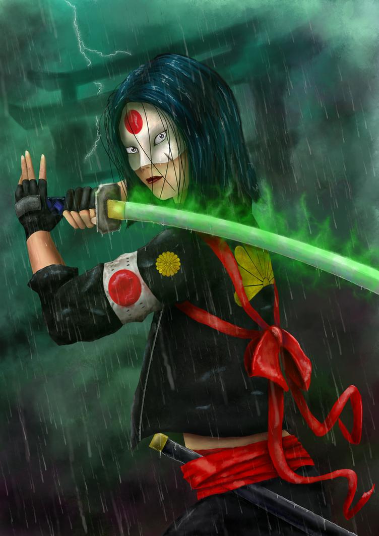 DC's Katana by blood083