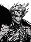 Project Biomodus - Filler Art - Munsi Tribesman