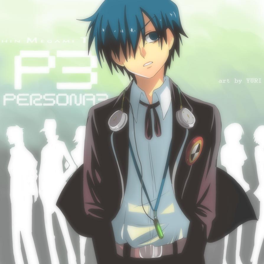 Persona 3 by yurilandim