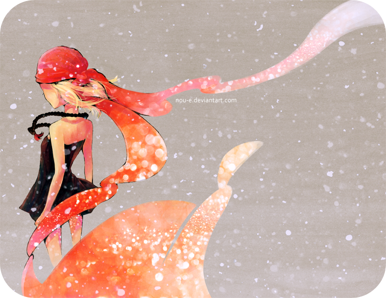 Shaman King - It's Always Winter Here by nou-e