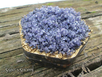 Hex Dice Box - Amethyst Cluster by Saint-chan