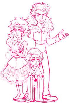 KatakurixKav's Kids
