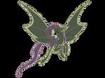 Flutterbat (Vector version 2)