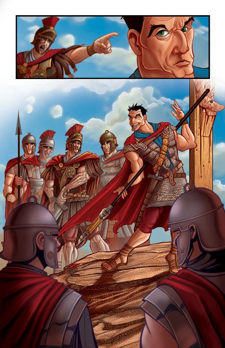 praetorian203 by ramonespinoza