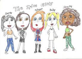 The Spice Girls by pinkiepielover63