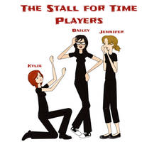The Stall for Time players