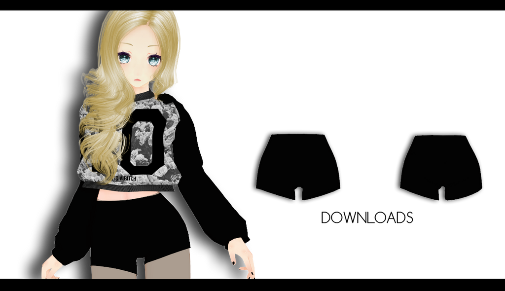 Korean Short Pant?  DL by iinoone