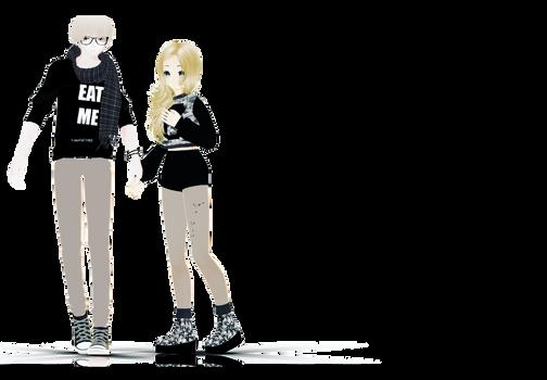 [610watchergave] #COUPLESELFIEDOWNLOADS by ThisisKENZ
