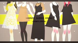 PartsDL: Korean Summer Dress