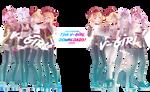 DL:TDA V-GIRL 1.5ver [kpopxvocaloid]