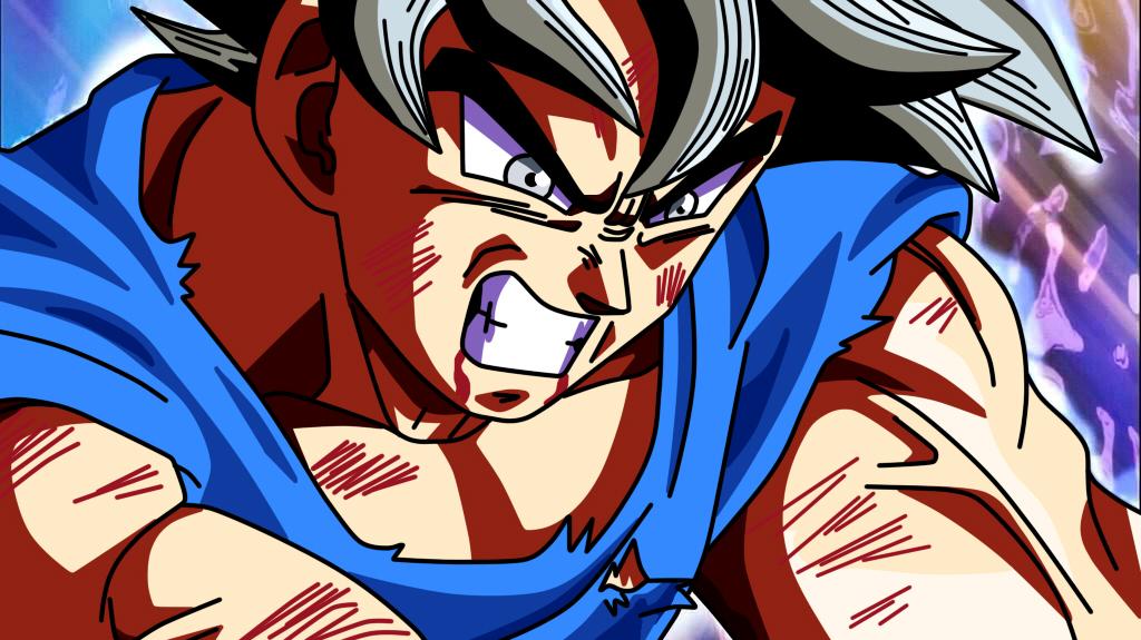 Los Mejores Fondos De Pantalla De Goku Migatte No Gokui Hd: Imagenes Goku Migatte No Gokui Hd Goku Migatte No Gokui By