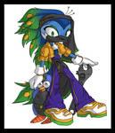 Faris the Peacock