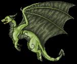 Auction Prize- Dragon by Blavi