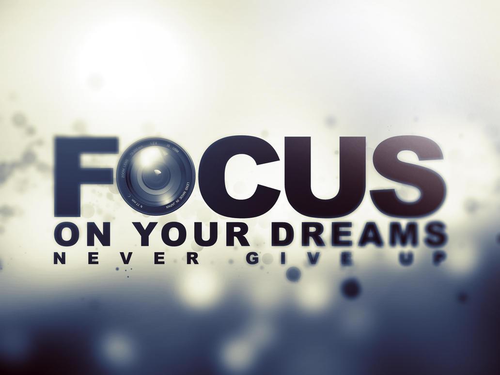 Focus Wallpaper by Giacko