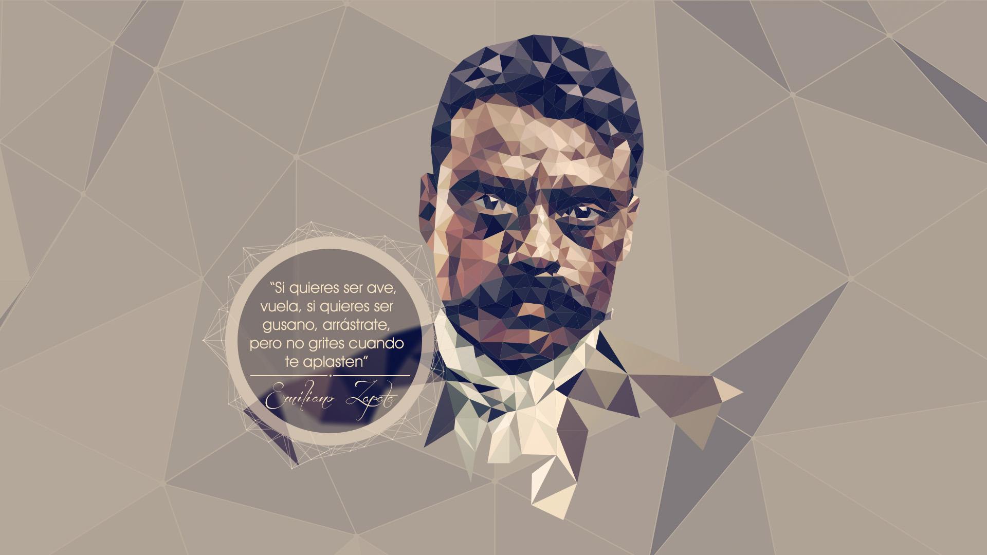 Emiliano Zapata LowPoly By Giacko On DeviantArt