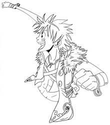 OP - Monkey D Luffy