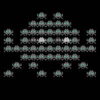 Apophysis Invader Parameters by phoenixkeyblack