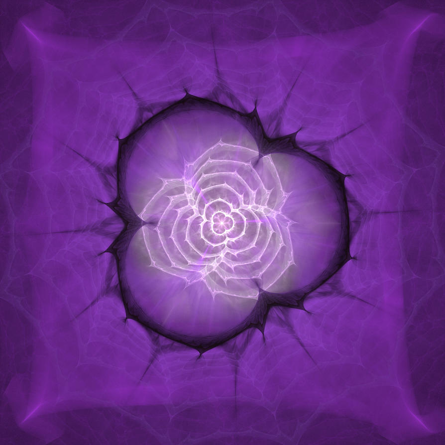 The Purple One by phoenixkeyblack