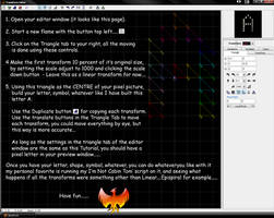 Revised Pixel Tutorial by phoenixkeyblack
