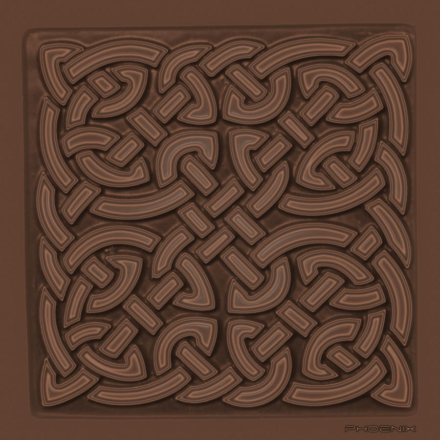 celtic wood carvings | Wood Carving Project Plan