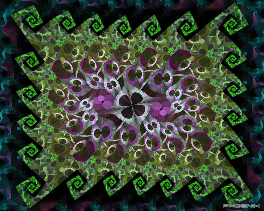Thinkin' 'bout ... Escher by phoenixkeyblack