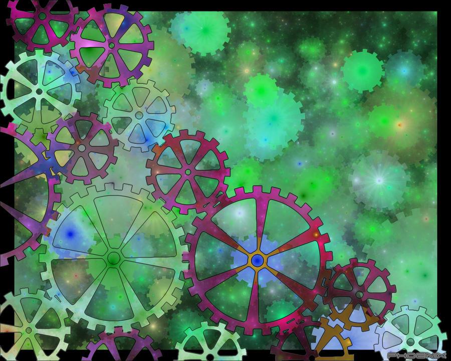 Steampunk by phoenixkeyblack