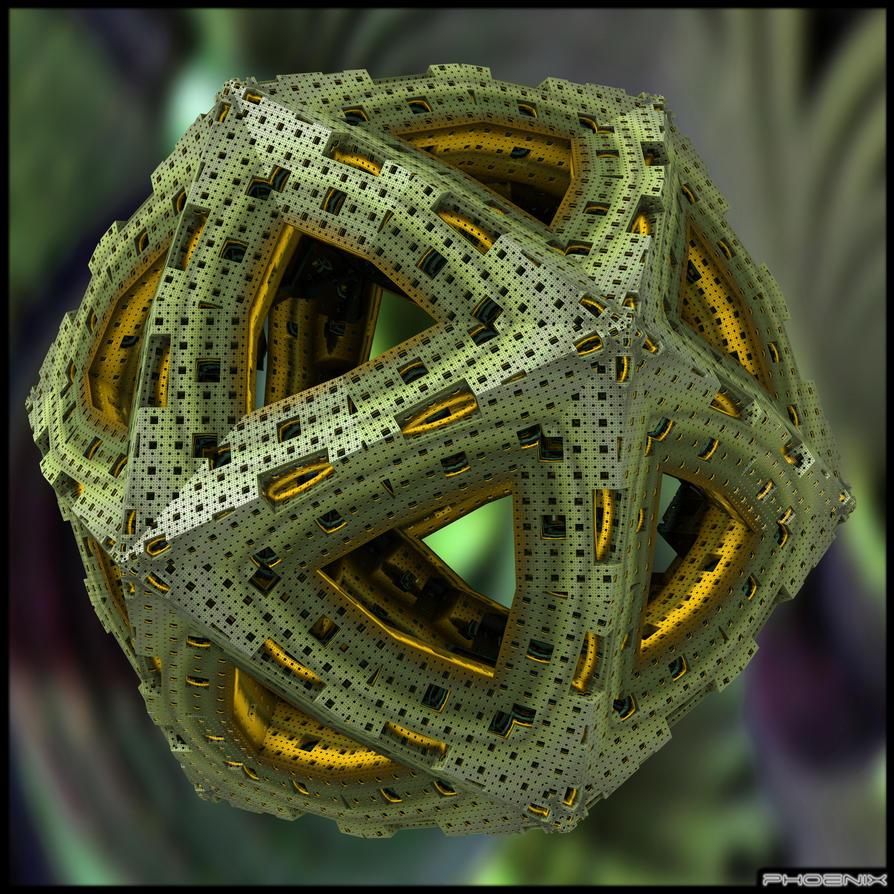 Nanoprobe by phoenixkeyblack