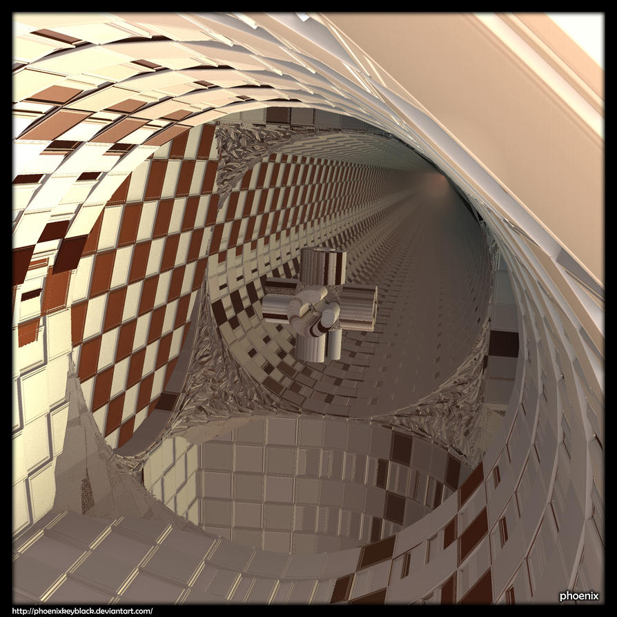 Underground Station by phoenixkeyblack