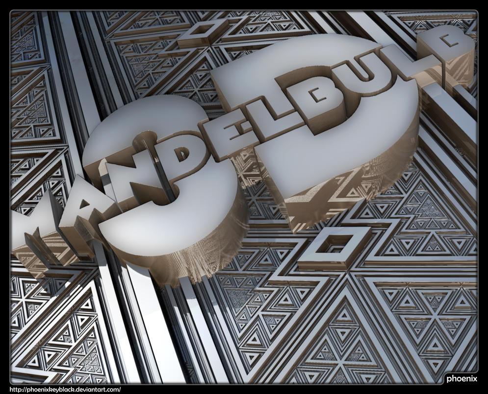 Mandelbulb 3D by phoenixkeyblack