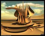 Epic Sandcastle