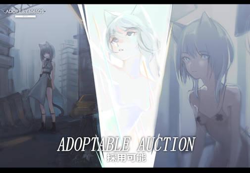 Auction Adopt (CLOSED)