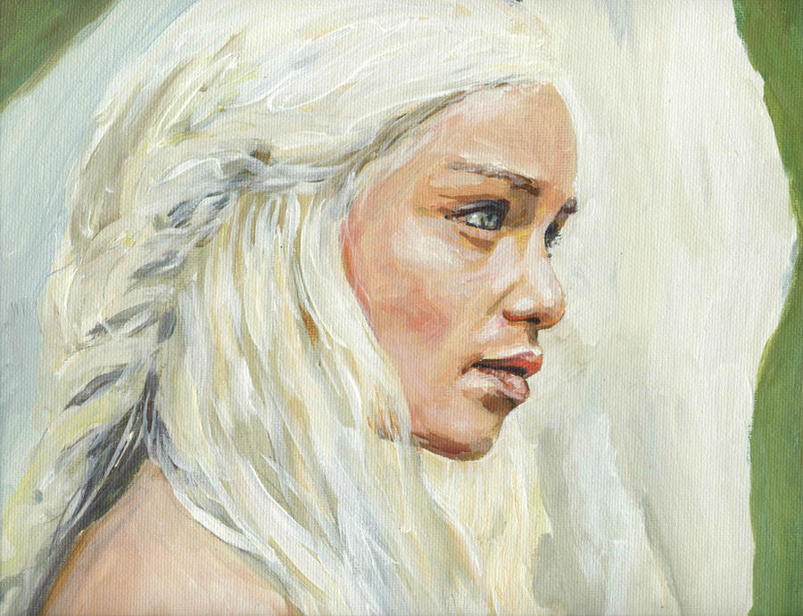 Khaleesi by Protoguy