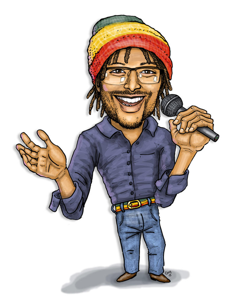 Fiverr Caricature by Protoguy