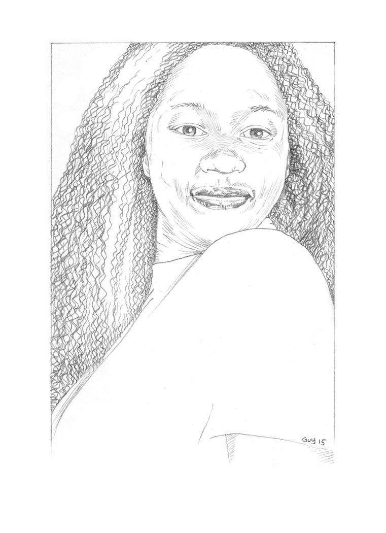 Fiverr Portrait by Protoguy