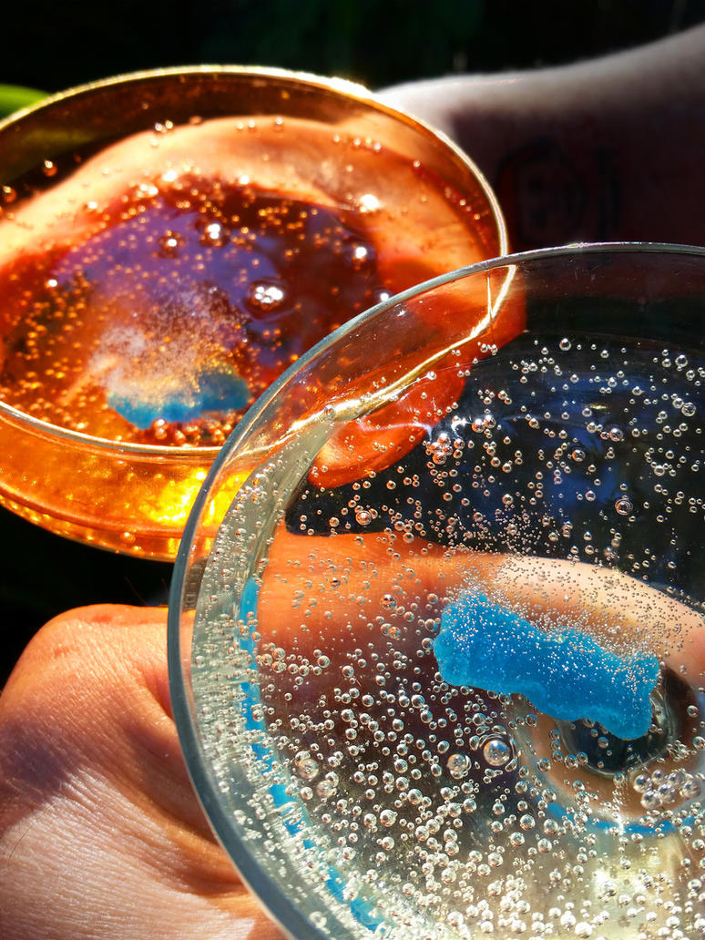 Gummi Bubbles by Protoguy