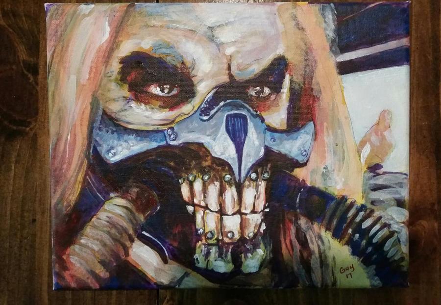 Immortan Joe by Protoguy