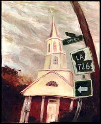 Carencro Church No 2 by Protoguy