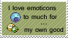 Emoticons Stamp by KatieBug-x