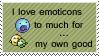 Emoticons Stamp by KatieBug-x