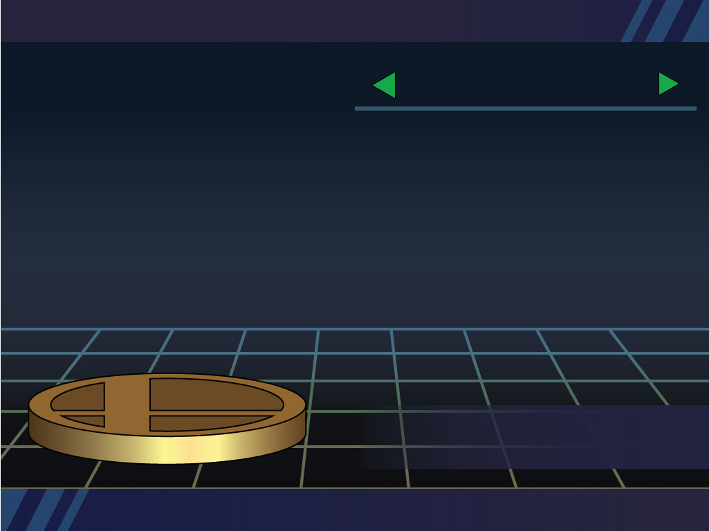 Super Smash Bros. Trophy Base by Flashlight237