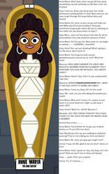 A Mummified Anne Maria Caption by Flashlight237