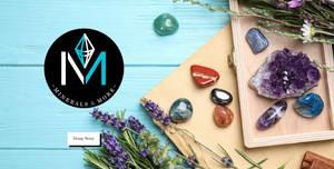 Blue Barite morocco | mineralsandmore.com