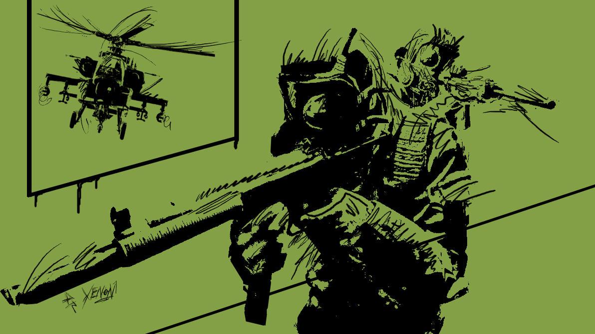 SAS Assault by Yenon on DeviantArt